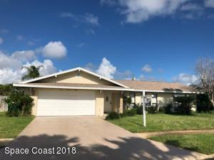 Property for sale at 678 Poinsetta Drive, Satellite Beach,  FL 32937