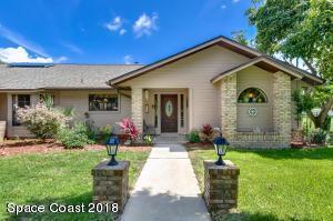 Property for sale at 148 Tequesta Harbor Drive, Merritt Island,  FL 32952