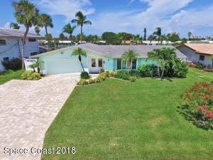 Property for sale at 233 Antigua Drive, Cocoa Beach,  FL 32931
