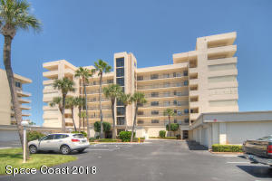 Property for sale at 2725 N Highway A1a Unit 605, Indialantic,  FL 32903