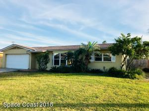 Property for sale at 203 Marion Street, Indian Harbour Beach,  FL 32937
