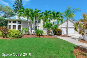 Property for sale at 1790 Canterbury Drive, Indialantic,  FL 32903