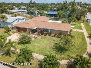 Property for sale at 946 Flotilla Club Drive, Indian Harbour Beach,  FL 32937
