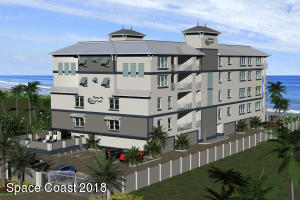 Property for sale at 6017 Turtle Beach Lane Unit 503, Cocoa Beach,  FL 32931