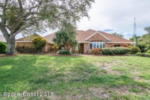 Property for sale at 702 Hawksbill Island Drive, Satellite Beach,  FL 32937