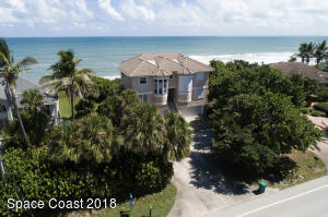Property for sale at 3165 S Highway A1a Unit 0, Melbourne Beach,  FL 32951