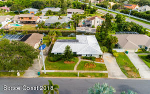 Property for sale at 706 Brookside Drive, Indialantic,  FL 32903