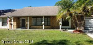 Property for sale at 1760 Cox Road, Cocoa,  FL 32926