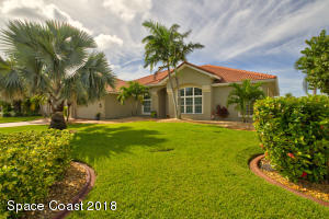 Property for sale at 24 River Falls Drive, Cocoa Beach,  FL 32931