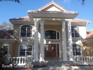 Property for sale at 274 Lanternback Island Drive, Satellite Beach,  FL 32937
