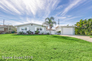 Property for sale at 125 Terry Street, Indian Harbour Beach,  Florida 32937
