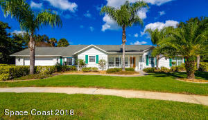 Property for sale at 400 Messha Trail, Merritt Island,  FL 32953