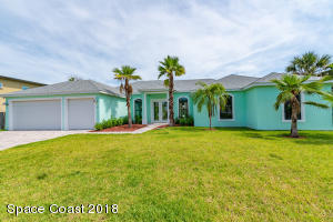 Property for sale at 21 Indian Village Trail, Cocoa Beach,  FL 32931