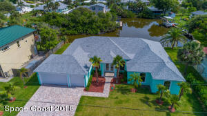 Property for sale at 21 Indian Village Trail, Cocoa Beach,  Florida 32931