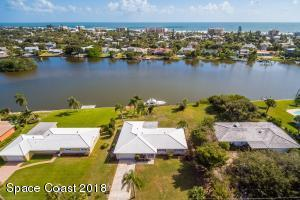 Property for sale at 1721 Bay Shore Drive, Cocoa Beach,  FL 32931