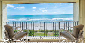 Property for sale at 175 Highway A1a Unit 408, Satellite Beach,  FL 32937