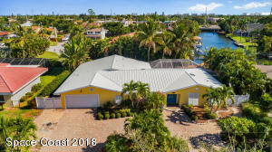 Property for sale at 104 Cat Cay Lane, Indian Harbour Beach,  FL 32937
