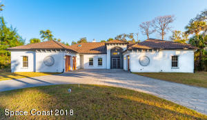 Property for sale at 1203 Hidden Hammock Court, Rockledge,  Florida 32955