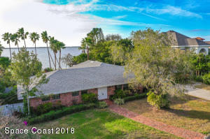Property for sale at 2218 N Riverside Drive, Indialantic,  Florida 32903