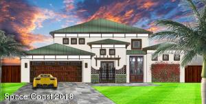 Property for sale at 150 Enclave Avenue, Indian Harbour Beach,  FL 32937