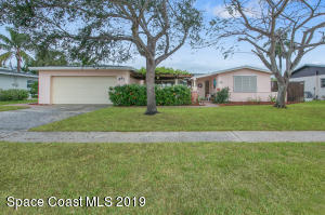 Property for sale at 441 Penguin Drive, Satellite Beach,  FL 32937