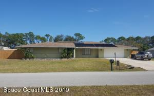 Property for sale at 833 Nevada Drive, Palm Bay,  FL 32907