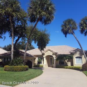 Property for sale at 355 Hammock Shore Drive, Melbourne Beach,  FL 32951