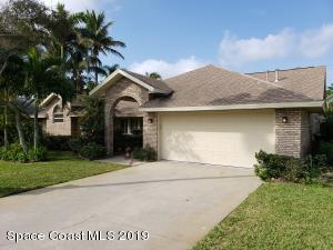 Property for sale at 160 NE Martesia Way, Indian Harbour Beach,  FL 32937
