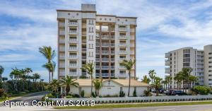 Property for sale at 2195 Highway A1a Unit 803, Indian Harbour Beach,  FL 32937