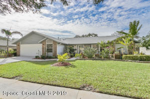 Property for sale at 107 Windward Way, Indian Harbour Beach,  Florida 32937