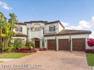Property for sale at 1887 Sykes Creek Drive, Merritt Island,  Florida 32953