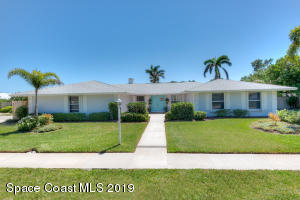 Property for sale at 517 South River Oaks Drive, Indialantic,  Florida 32903