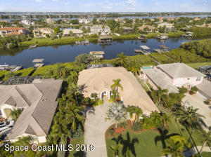 Property for sale at 140 Island View Drive, Indian Harbour Beach,  Florida 32937
