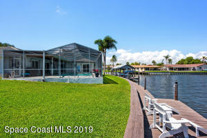 Property for sale at 220 Madrid Court, Satellite Beach,  Florida 32937