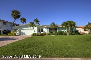 Property for sale at 233 Antigua Drive, Cocoa Beach,  Florida 32931