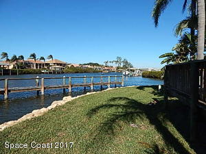 Property for sale at 711 Tradewinds Drive Unit 711, Indian Harbour Beach,  Florida 32937