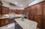 Plenty of room to enjoy your gourmet kitchen appliances and space to entertain.
