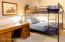 Upstairs bedroom #3