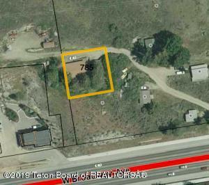 785 W BROADWAY, Jackson, WY 83001