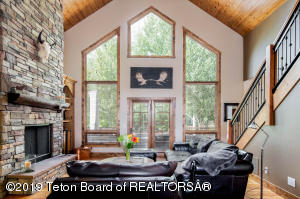1294 MELODY CREEK LANE, Jackson, WY 83001