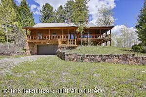 25540 BUFFALO RUN ROAD, Moran, WY 83013