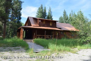 535 NORTH LEIGH CANYON ROAD, Alta, WY 83414