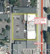 225 N CACHE - LAND ONLY, Jackson, WY 83001