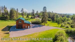 905 S LEIGH CANYON RD, Alta, WY 83414