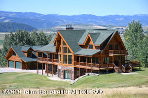 225 GOLDEN EAGLE WAY, Bedford, WY 83112