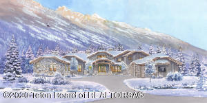 3605 COYOTE CREEK ROAD, Teton Village, WY 83025