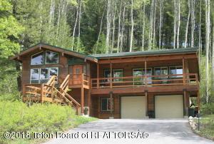 366 VISTA E DR, Star Valley Ranch, WY 83127