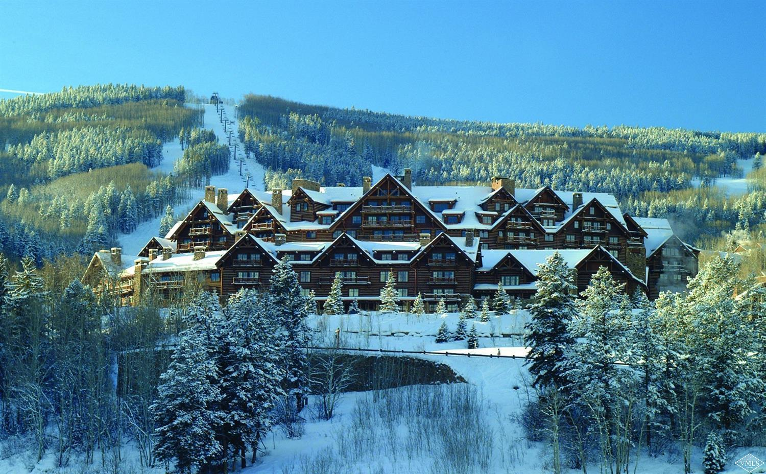 Enjoy worldwide advantage of ownership at the Ritz-Carlton in Bachelor Gulch, Colorado. A turn-key, fully-furnished residence located on the 6th floor of the ski-in/ski-out Ritz-Carlton hotel. While in-residence delight in world class amenities including access to the Ritz-Carlton Spa, fitness center, year-round outdoor pool, ski valet services, Red Sky Ranch golf, free valet parking, in-room dining, daily housekeeping and more. Suite 655 is a full-ownership condominium located in the hotel.