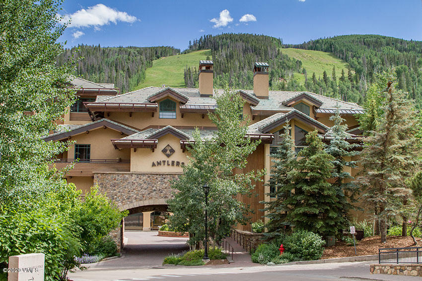 Spectacular penthouse unit with views from the balcony of the ski slopes, Gore Creek and a peak at the Gore Range.  Master bedroom on main level with three more bedroom/bathrooms upstairs.  Master could be locked off with modest renovation.Antlers has one of the strongest and most stable HOA's in Vail.  Great in-house rental program (64/36 split) with historical gross revenue in the $150K range.