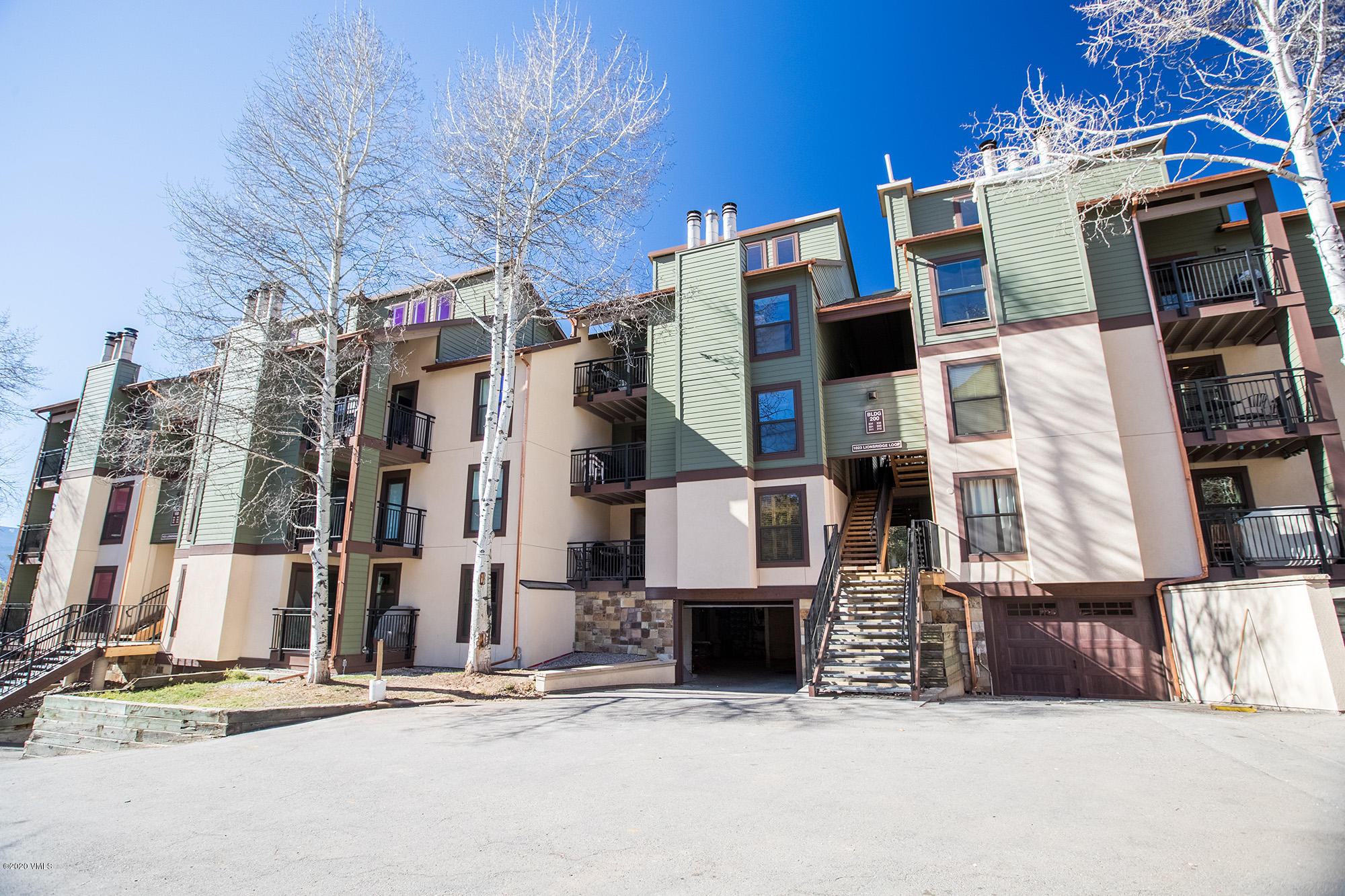 FULLY FURNISHED 2 BEDROOM, 2 BATH,  1ST FLOOR CONDO STEPS TO THE TOWN OF VAIL BUS STOP AND OUTDOOR HEATED POOL & 2 HOT TUBS.   GREAT RENTAL INCOME HISTORY.  EXTERIOR BUILDING RENOVATION WAS COMPLETED IN 2017.   ON-SITE PROPERTY MANAGER.   $692.78/MONTH CONDO FEES INCLUDE HEAT, CABLE TV, WIFI & RESERVES FOR POOL DECK REPLACEMENT IN 2022.